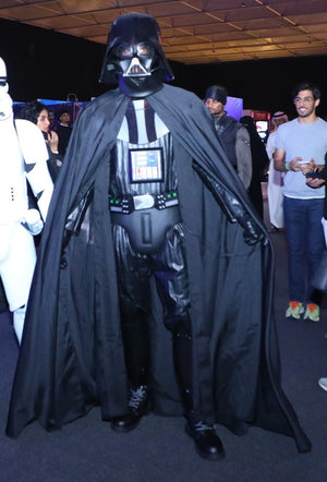 STAR WARS COSPLAY DARTH VADER COSTUME