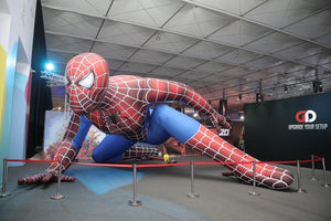 INFLATABLE – SPIDERMAN