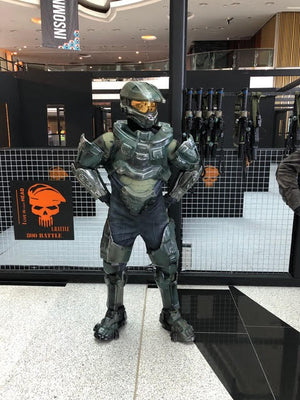 MASTER CHIEF (Halo robot) COSTUME