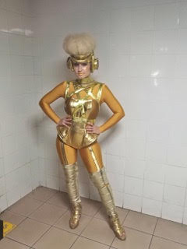 BARBARELLA COSTUME