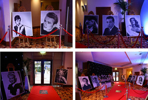 CELEBRITY FOAM BOARDS
