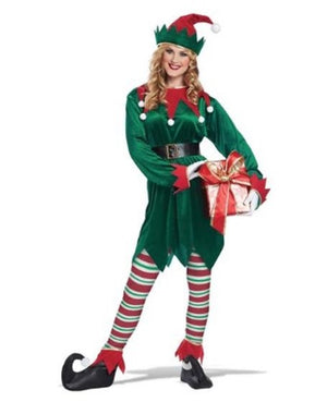 ELVES / SANTA'S HELPER COSTUME