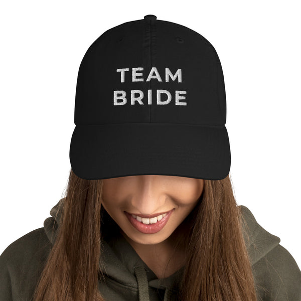 TEAM BRIDE Champion Baseball Cap