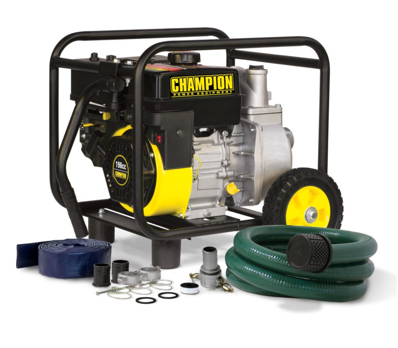 Champion 2-Inch Semi-Trash Water Pump
