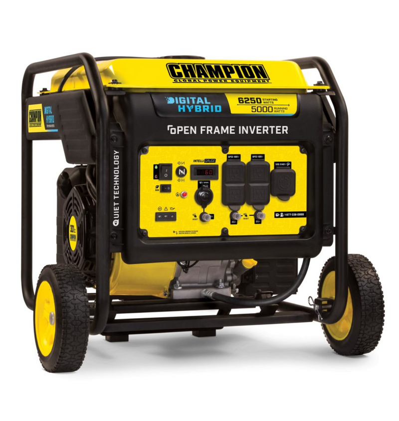 Champion 6250-Watt Open Frame Inverter
