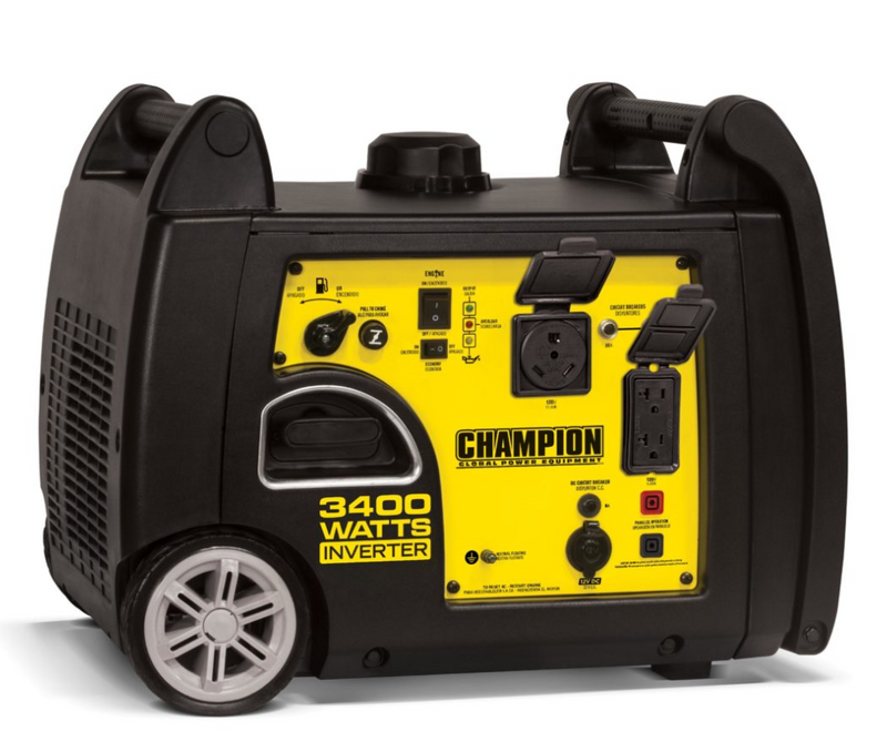 Champion 3400-Watt Inverter