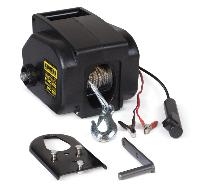 Champion 2000-lb. Utility Winch Kit