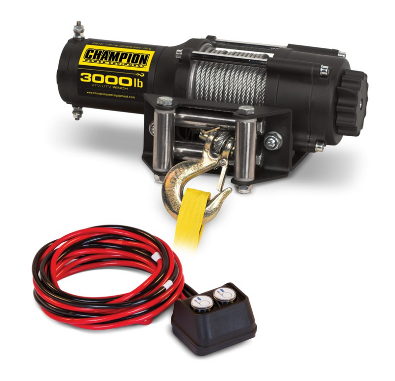 Champion 3000-lb. Winch Kit