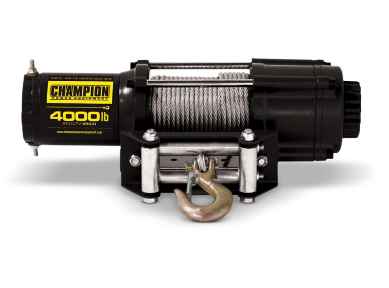 Champion 4000 lb. Winch Kit