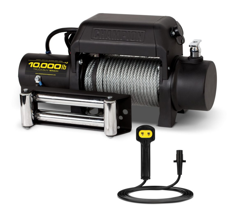 Champion 10,000-lb. Winch Kit