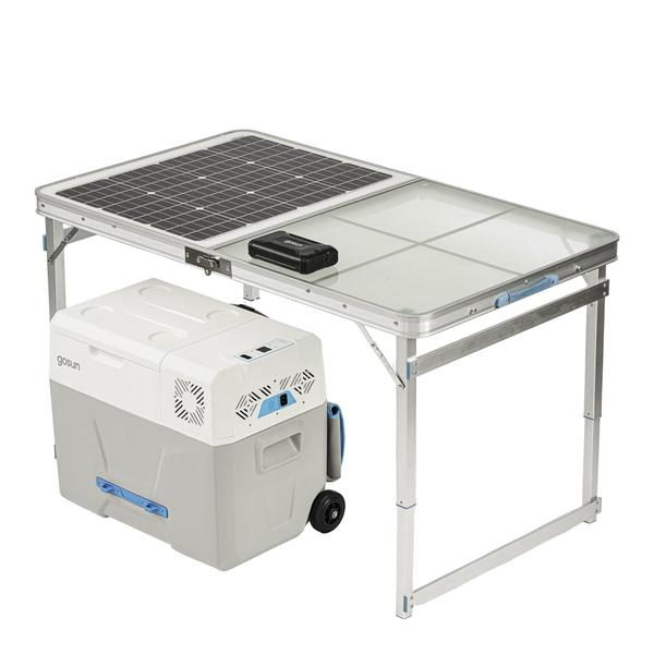 GoSun Chill Solar Cooler and Solar Table