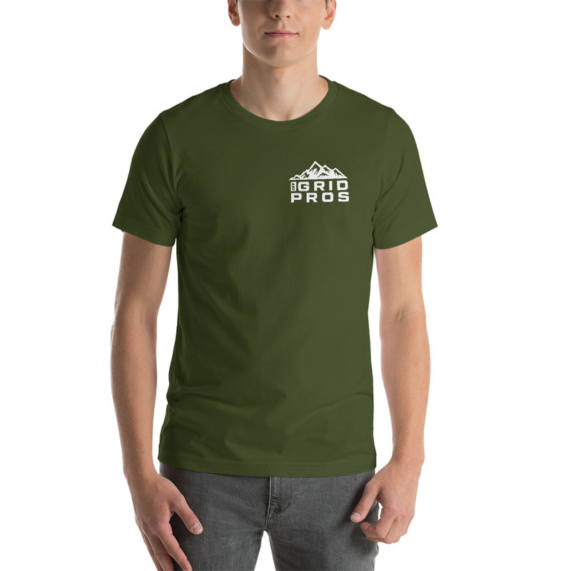Short-Sleeve Unisex T-Shirt (Bella)