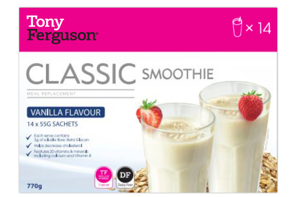 Classic Smoothie 14 Pack Vanilla