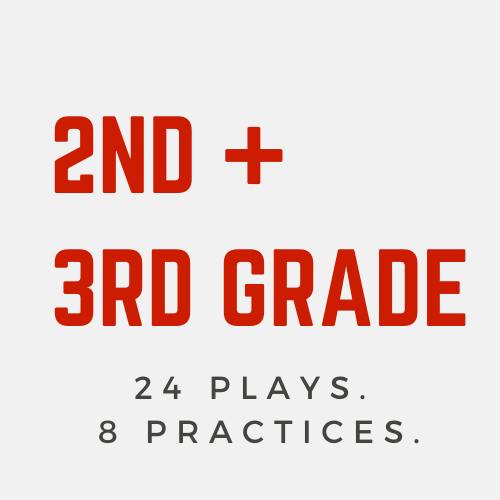 Practices & Plays: 2nd-3rd Grade