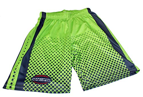 National Flag Football Team Shorts Green