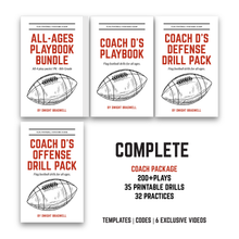 Load image into Gallery viewer, Coach D's COMPLETE COACH Bootcamp