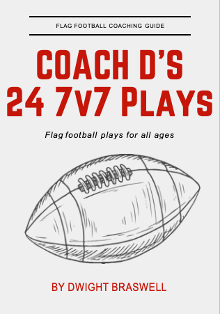 Plays, Practices, & Templates: 24 7v7 Plays