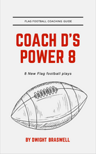 Load image into Gallery viewer, Coach D's New Power 8 Plays for $1