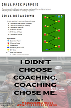 Load image into Gallery viewer, *NEW* Coach D's Defense Drill Pack (15 PROVEN Defense Drills)