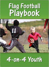 4-on-4 Youth Flag Football Playbook