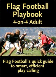 4-on-4 Adult Flag Football Playbook