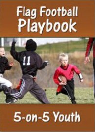 5-on-5 Youth Flag Football Playbook