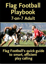 Load image into Gallery viewer, 7-on-7 Adult Flag Football Playbook
