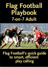 7-on-7 Adult Flag Football Playbook