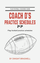 Load image into Gallery viewer, Coach D's All-Ages Playbook Bundle
