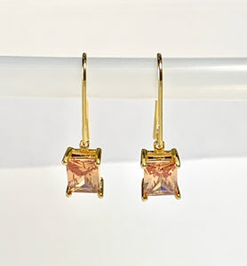 Anita Cubic Zirconia Stone Earrings
