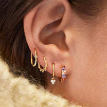 Load image into Gallery viewer, Rhinestone Fashion Earring