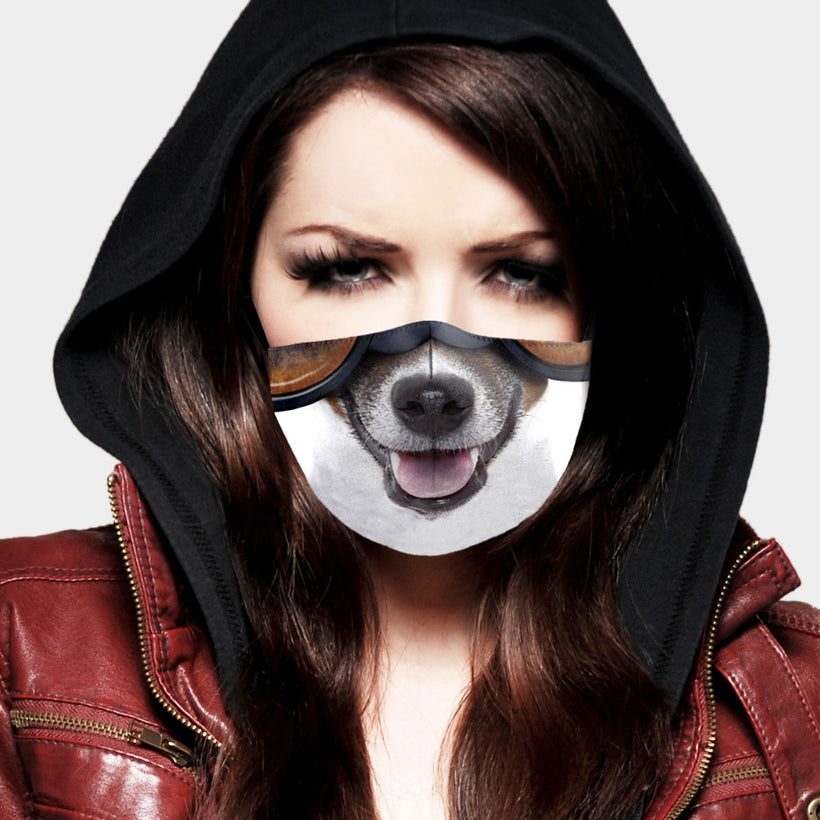 Dog Lover's Masks & Face Coverings