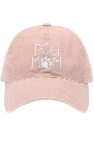 Dog Mom Dusty Cap