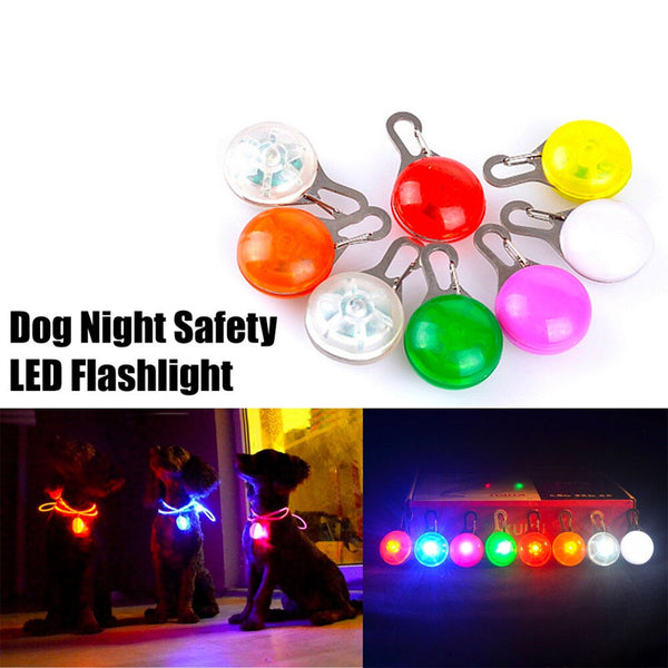 Pet LED White Night Pendant