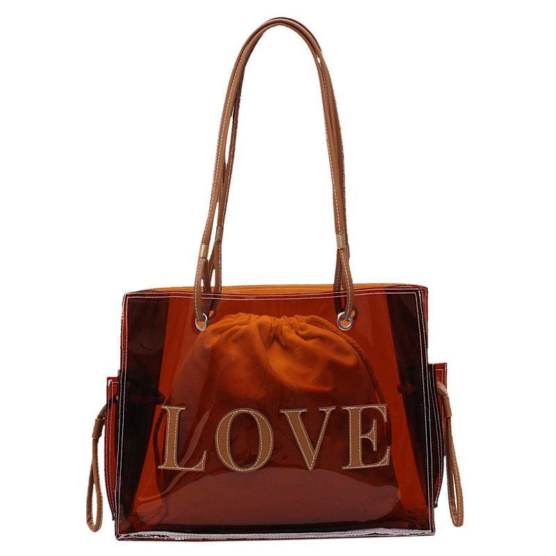 LOVE Statement Tote