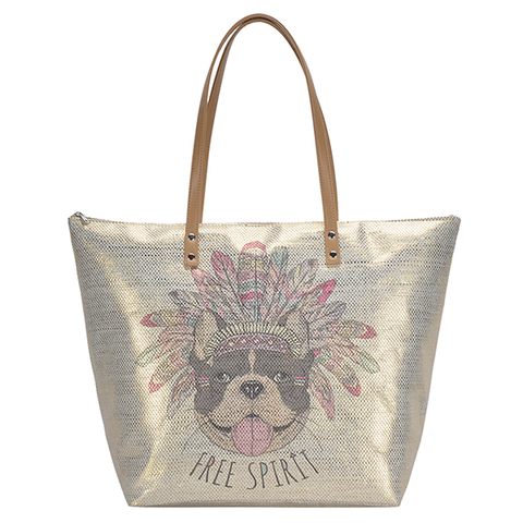 Free Spirit Bulldog Bag