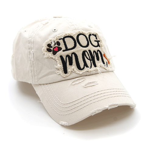 Dog Mom Paw Cap