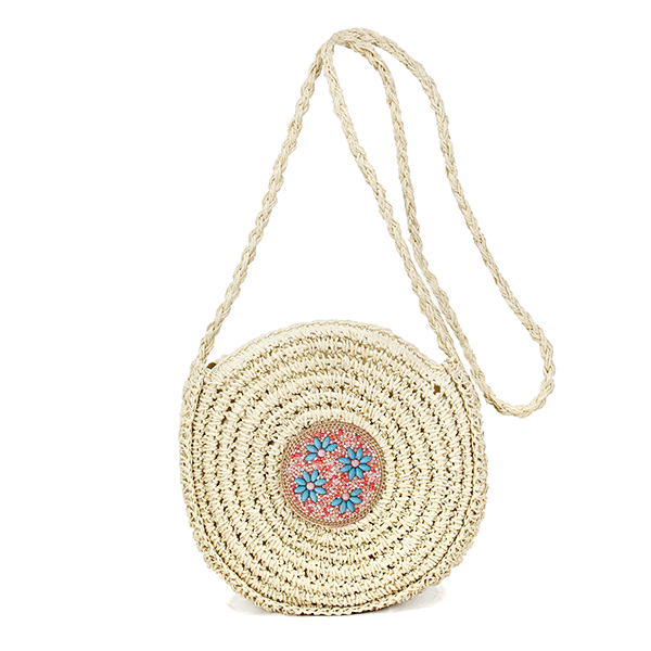 Beach Bead Crossbody