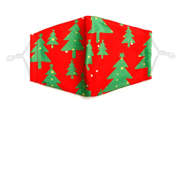 Christmas Trees Cover (Filter Pocket + 1 Filter Included)