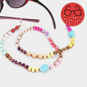 Stones Glasses Chain