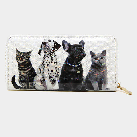 Cats & Dogs Wallets