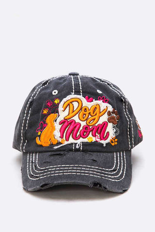 Dog Mom Cap Brights