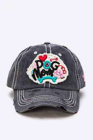 Dog Mom Cap Pastels