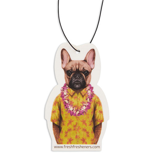 Tropical Frenchie Jasmine Freshener