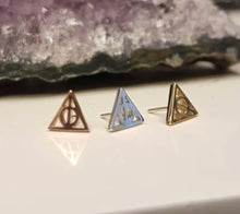 Load image into Gallery viewer, Deathly hallows symbol