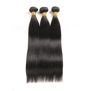 IM Beauty 9A Straight 100% Human Hair Weaves 3 Bundles - IM Beauty