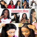 IM Beauty Indian Straight Full Lace Wig - IM Beauty