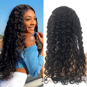 IM Beauty Indian Deep Wave Full Lace Wig - IM Beauty