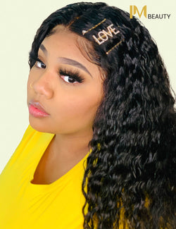 IM Beauty Indian Loose Wave Lace Front Wig