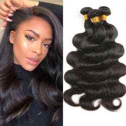 IM Beauty 9A Body Wave 100% Human Hair Weaves 3 Bundles - IM Beauty